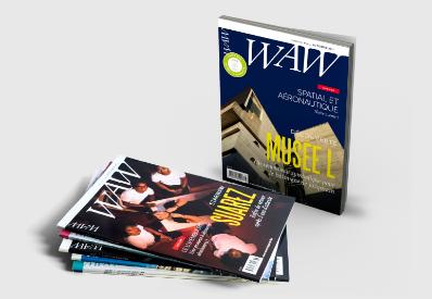 WAW Wallonie Magazine